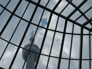 CN Tower by Kimberley (c) 2011.