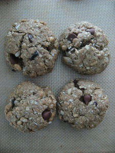 Trail mix cookies Photo by Kimberley (c)2014