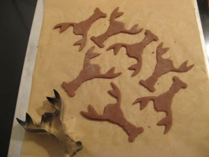 Brand new cookie cutter-now broken in. Photo by Kimberley (c)2014