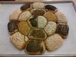 Whole grain buns Photo by Kimberley (c)2015